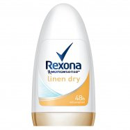 REXONA ROLL ON LİNEN DRY WOMEN 50ML - 6'LI PAKET