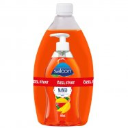 SALON SIVI SABUN 400+750ML MANGO - 6'LI KOLİ