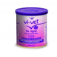 Vİ-VET SİR AĞDA LİPOSOLUBLE WAX PUDRALI 240ML