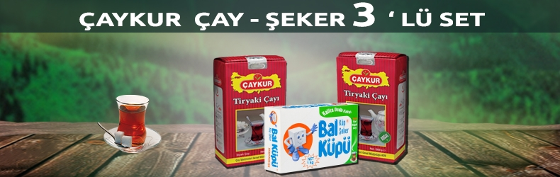 çaykur-set